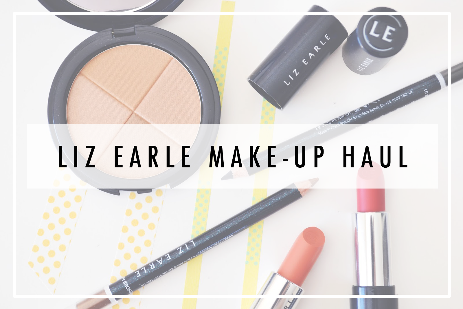 liz earle make up review, liz earle beauty products