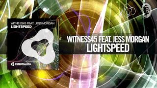 Lyrics Lightspeed - Witness45 feat. Jess Morgan