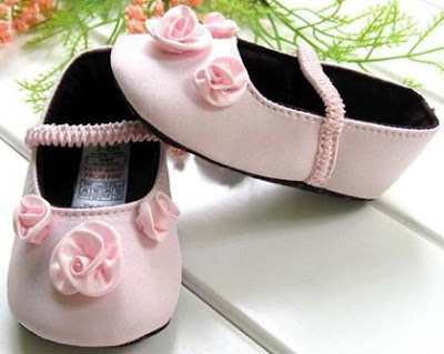 Latest Party footwear for Baby Girls
