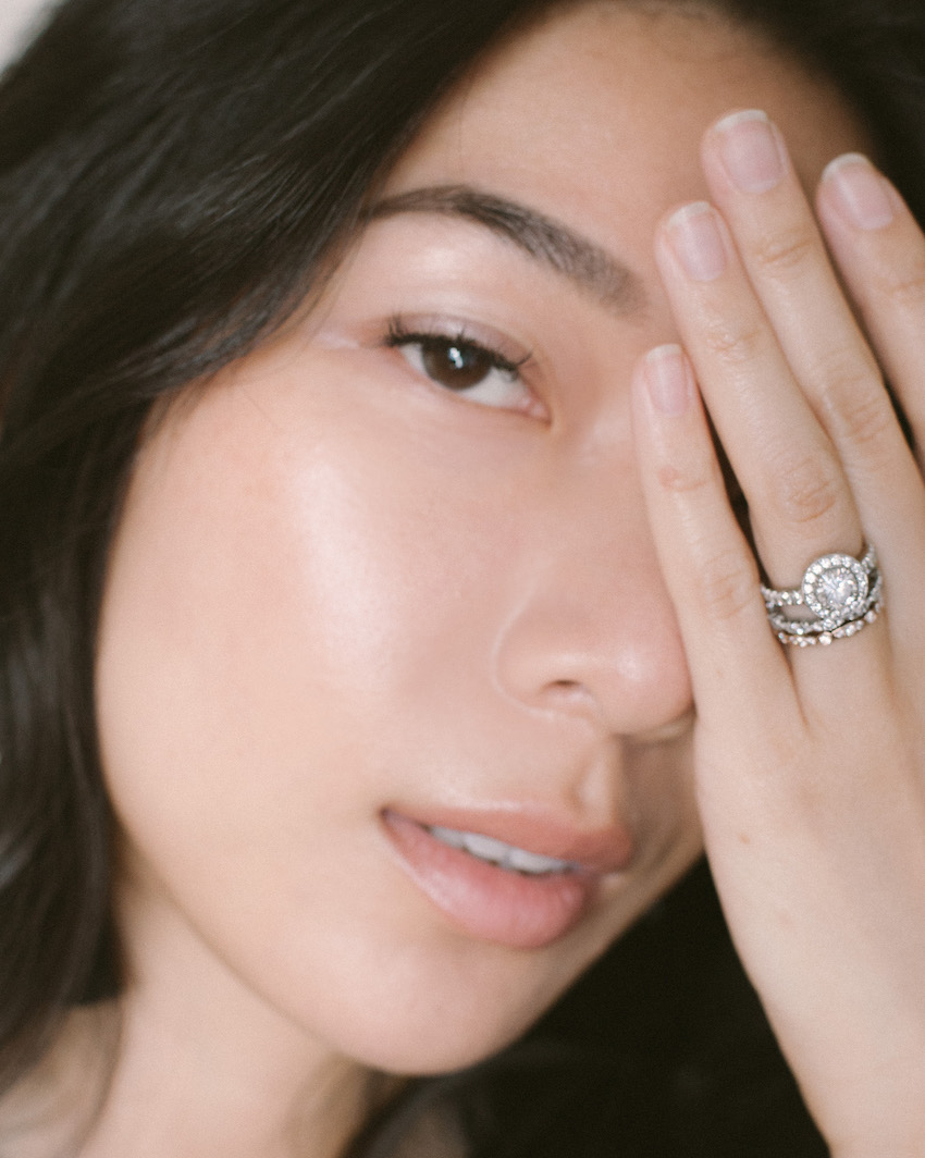 HONEY and SILK: Our Tacori Wedding Rings Revealed