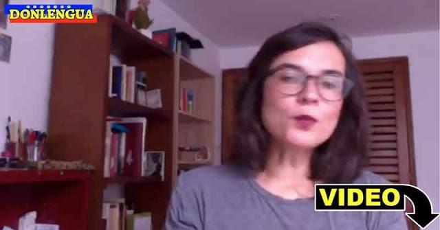 PROGRE | La periodista Carolina Sanín intenta explicar por que le parecen sexys los drogadictos