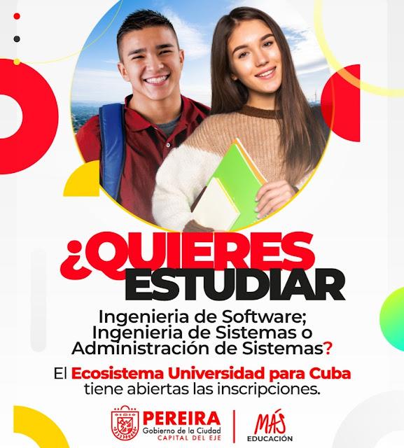 El programa Universidad para Cuba tiene abiertas las inscripciones para segundo semestre 2021