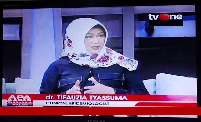 dr. Tifa: Lockdown Total 2 Bulan Selesai, Cuma Butuh Rp 200 T Buat Kasih Uang Saku ke Rakyat, Kan Punya Duit Rp 11.000 T