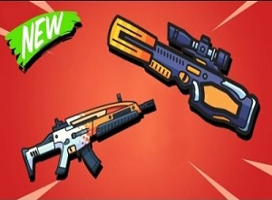 ZombsRoyaleio Weapon List