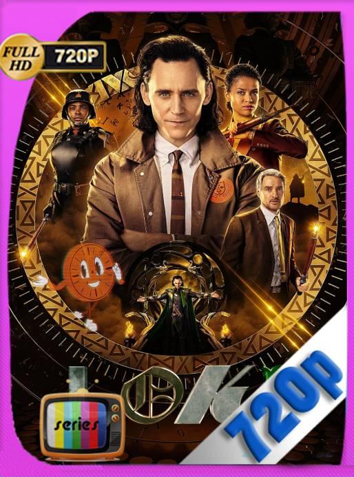 Loki (2021) Temporada 1 [06/06] WEB-DL 720p Latino [GoogleDrive] Ivan092