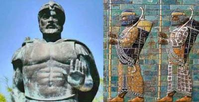 Ο βάλτος που έσωσε την Αθήνα από τους Πέρσες – Νέα στοιχεία για τη μάχη του Μαραθώνα