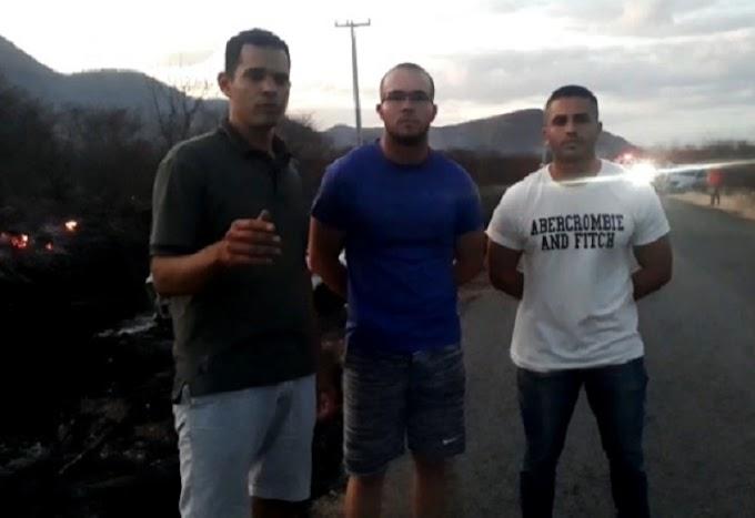 Policiais Militares de folga salvam cinco pessoas após acidente automobilístico