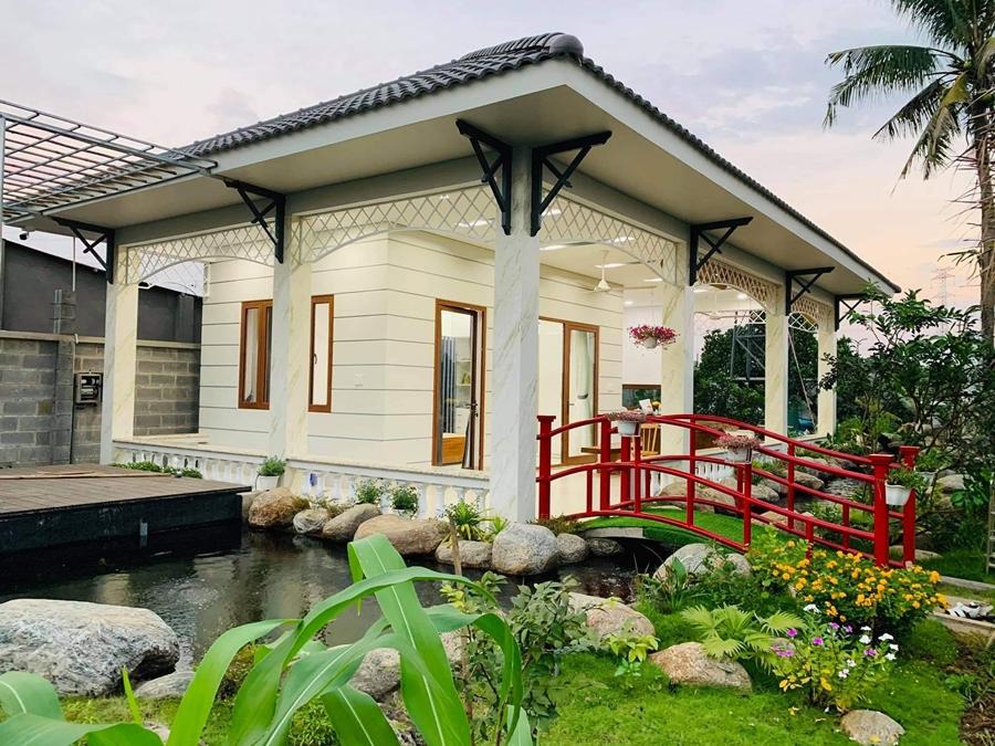 BT47: Nhà vườn ở Vĩnh Cửu, Đồng Nai