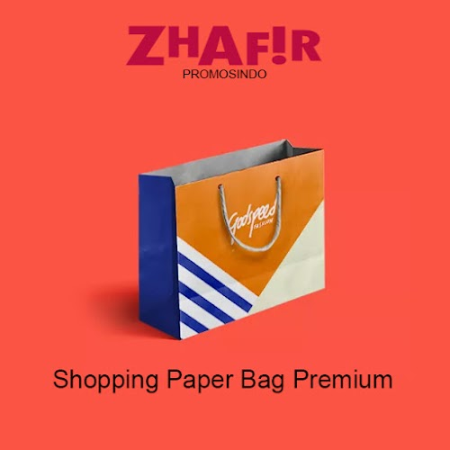Cetak Shopping Paper Bag Premium