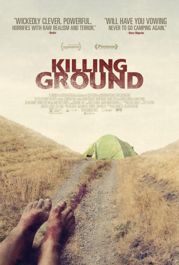 Killing Ground (2017) แดนระยำ [ซับไทย]