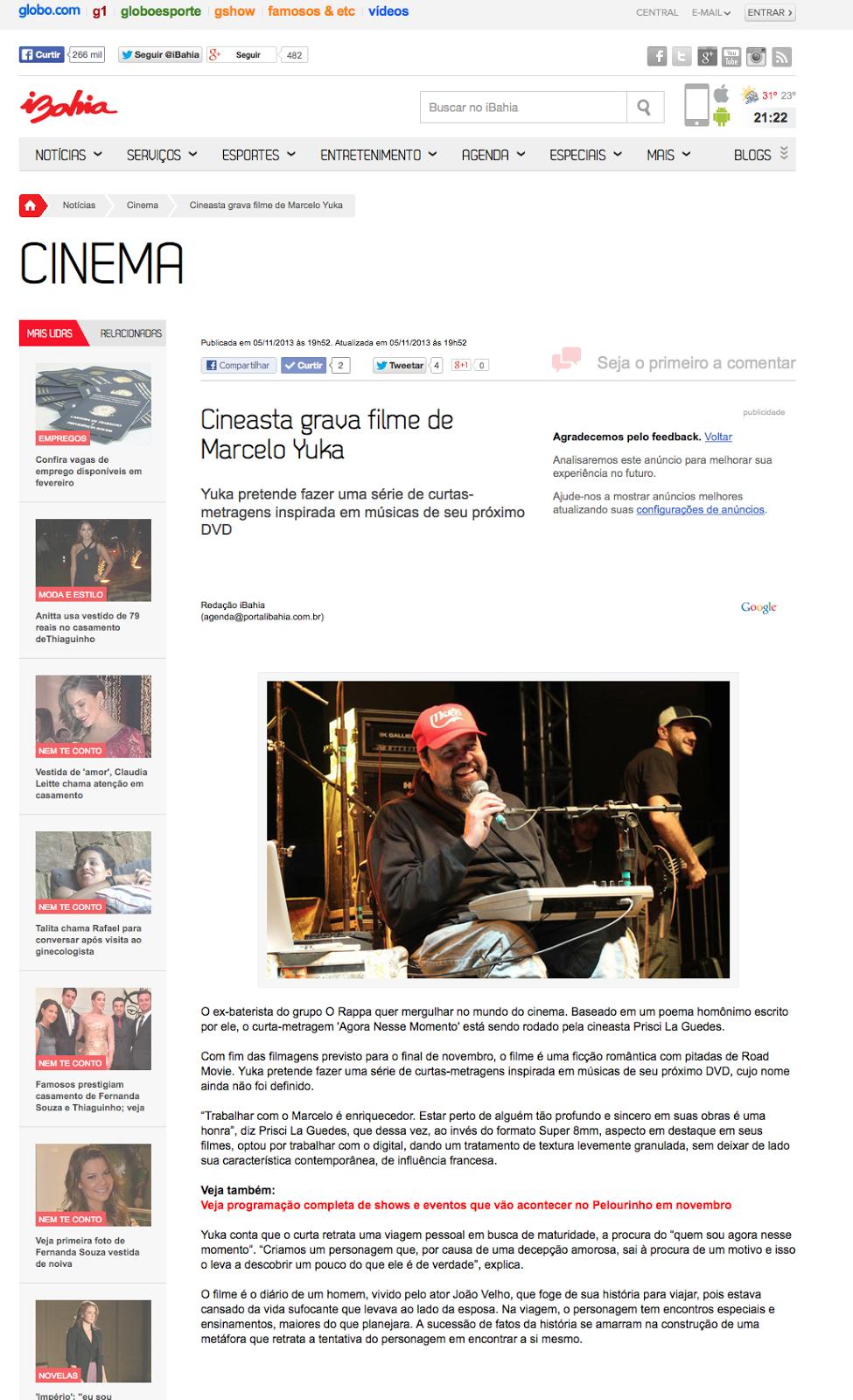 http://www.ibahia.com/detalhe/noticia/cineasta-grava-filme-de-marcelo-yuka/?cHash=0aebcaf7cbc7904ccde27e3df30654ec