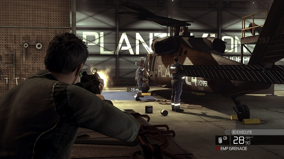 Tom Clancys Splinter Cell Conviction PC Free Download Screenshot 1