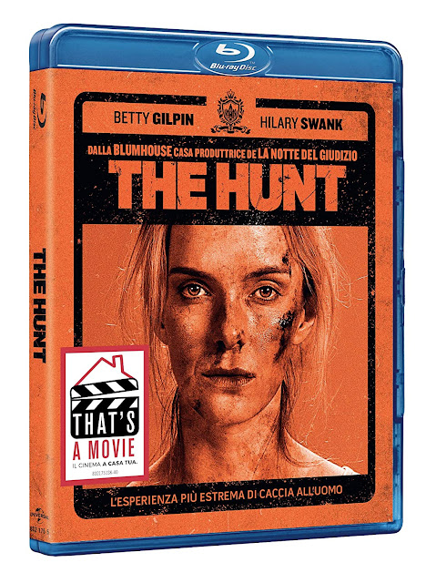 The Hunt Film Home VIdeo