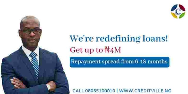 Creditville Loan: 2020 Review and How to Apply without Collateral