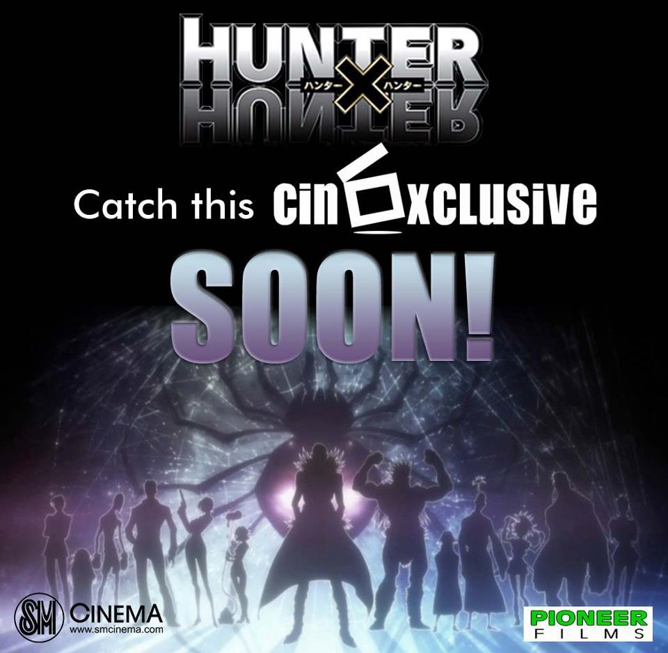 Hunter Hunter Phantom Rouge: Hunter X Hunter: Phantom Rouge Film Gets Philippine
