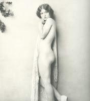Clara Bow Nude
