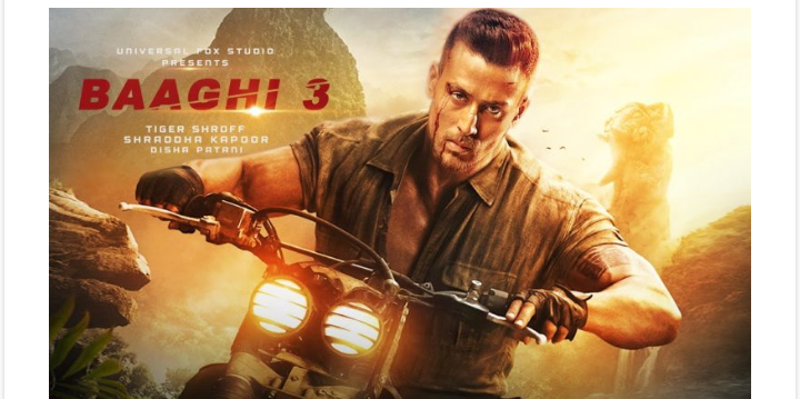 Baaghi 3 Full Movie Tiger Shroff And Shraddha Kapoor Download By Tamilrockers