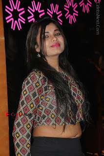 Indian Actress Model Naveena Jackson Latest Po Gallery in Black Mini Skirt  0023.JPG