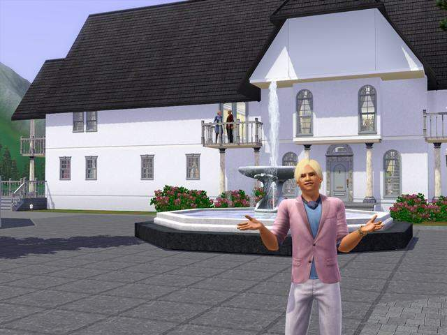 Los Sims 3 Un Retiro Con Clase PC Full Español 2012 Expansion