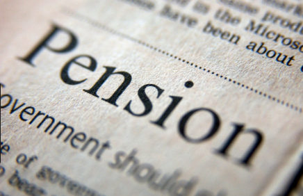 Think your pension is secure? Not so fast