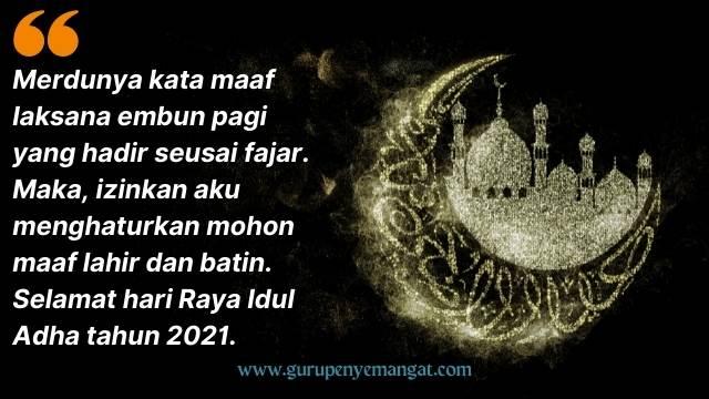 Kata-Kata Mutiara Ucapan Selamat Hari Raya Idul Adha 1442 H