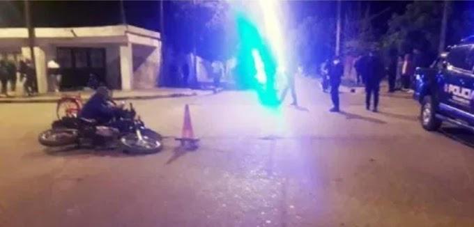 Accidente Fatal: Un joven murió al chocar con una moto