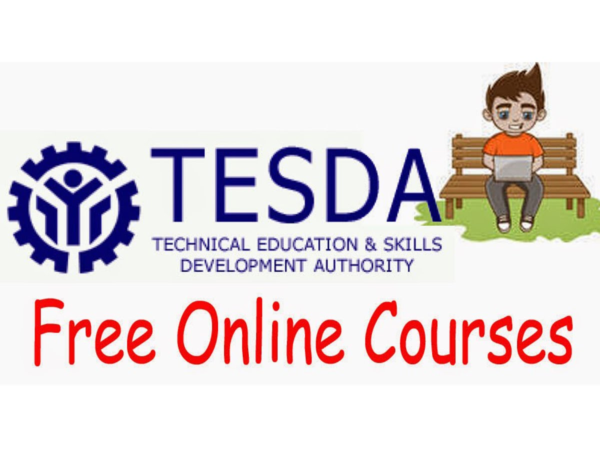 Online Tesda courses for free? ~ PINOY REFRESHER