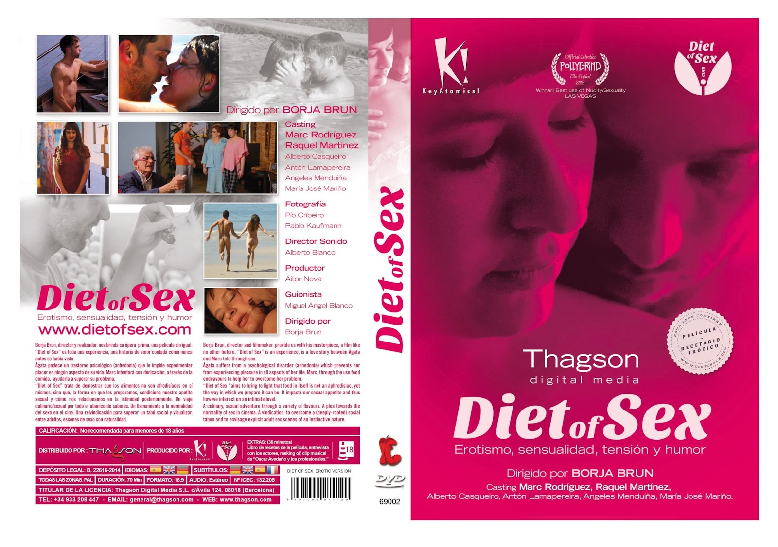 A diet of sex