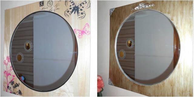 reformar espelhos
