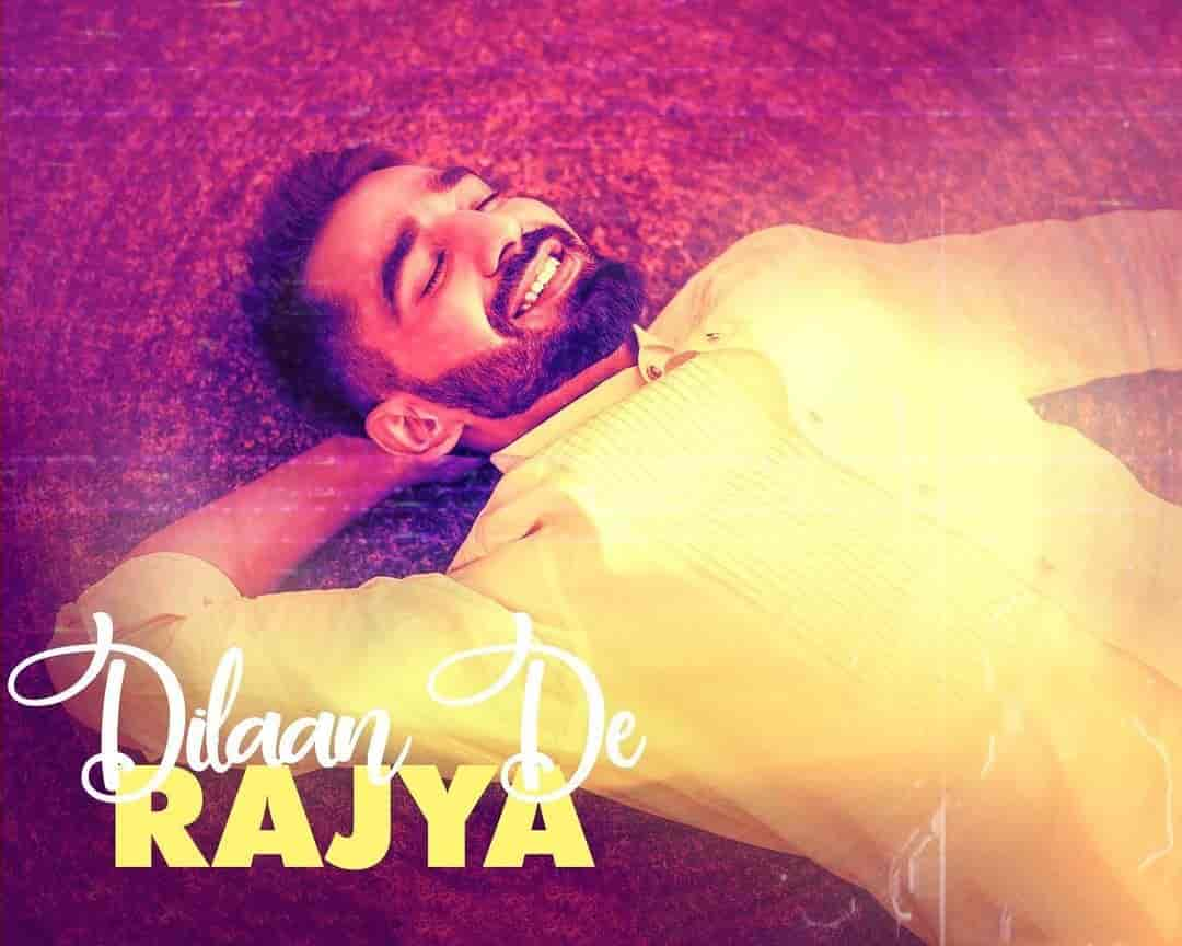 Dilaan De Rajya Punjabi Song Image Features Maninder Buttar