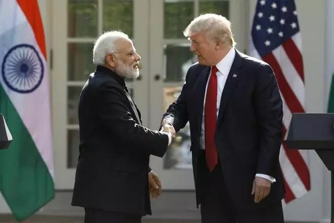 So for this reason, Trump has turned down the 'friend' invitation to Modi, will not be made to the 'special' guest