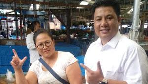 Video: Kunjungi Pasar Onanbaru Samosir, Ini Janji Vandiko Gultom