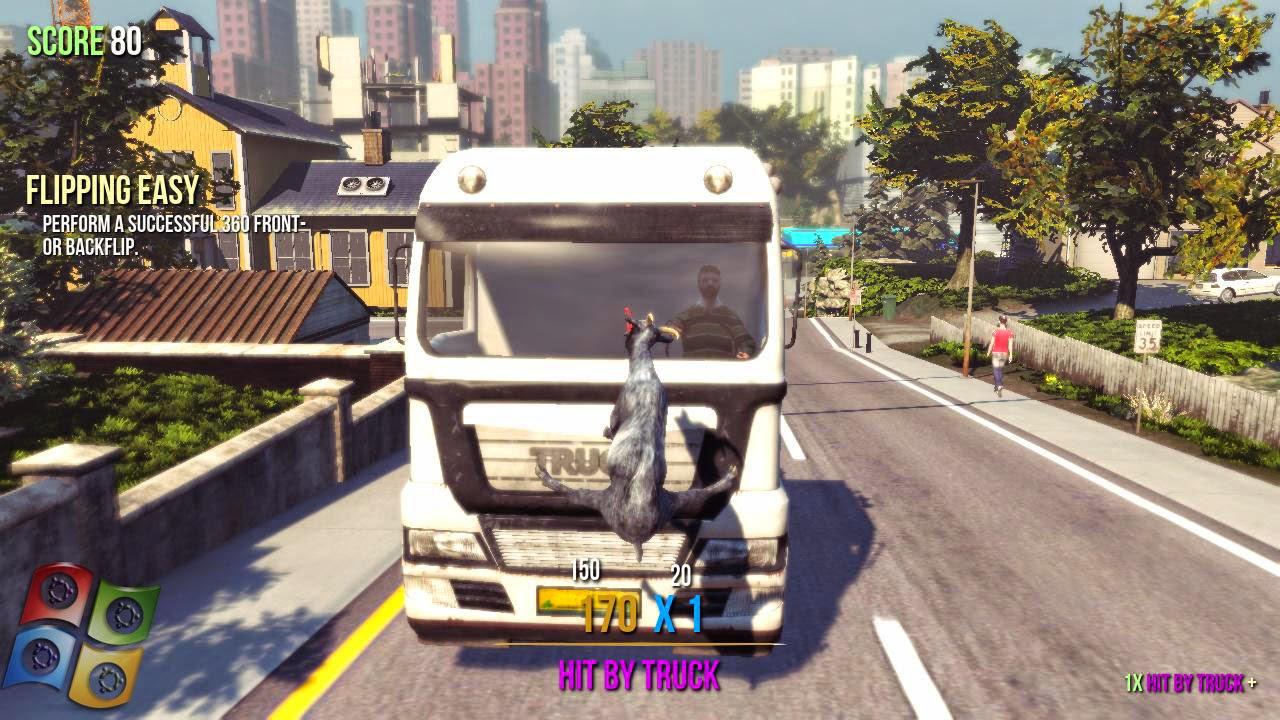 Download Goat Simulator PC Full Version
