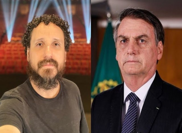 """Mais uma polêmica dele- Leonardo Gonçalves dar """"Graças a Deus"""" por não ter 'bolsominion' na família"""