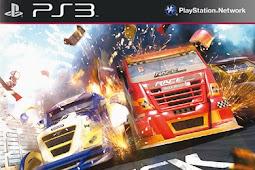 Truck Racer [950 MB] PS3 CFW