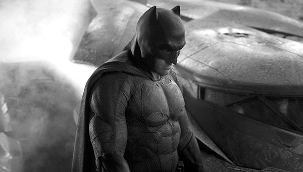 "Batman en ""Batman V Superman: Dawn of Justice"""
