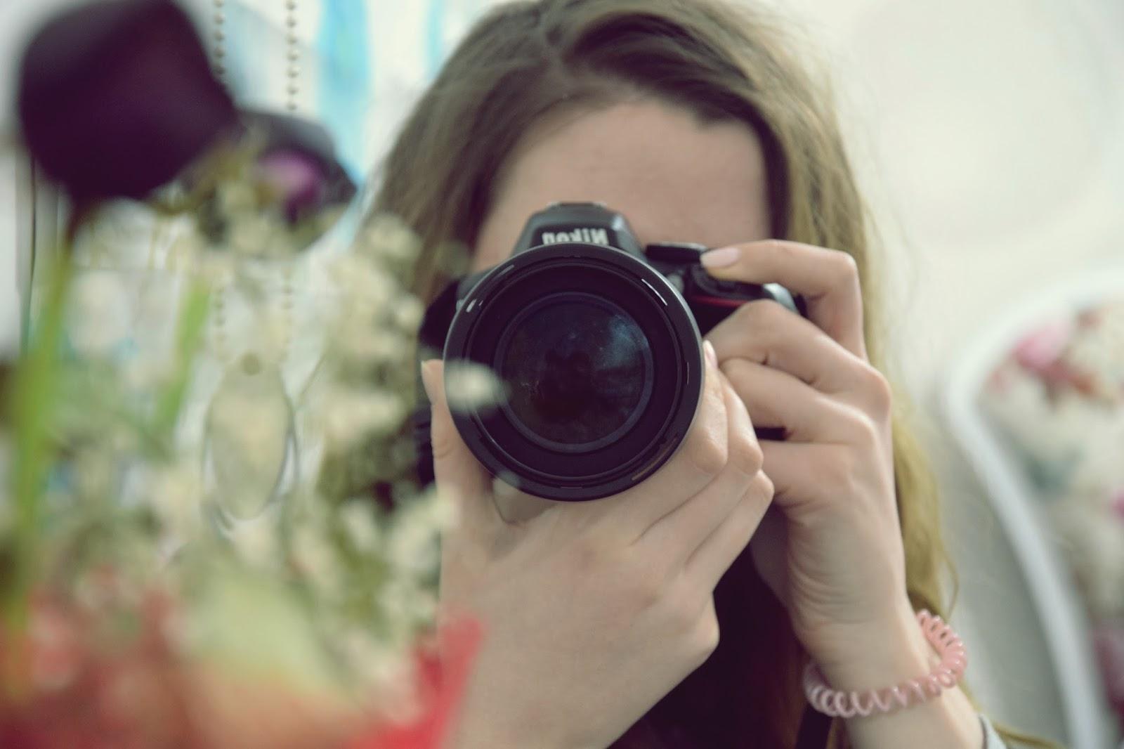 autoportret aparat