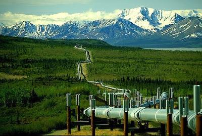 Resultado de imagem para The Trans-Alaska Pipeline