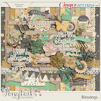 Kit : Blessings by Ponytails Designs