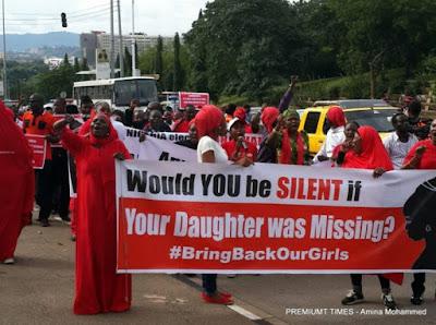 Nigerian Govt Invites #BringBackOurGirls For Sambisa Search