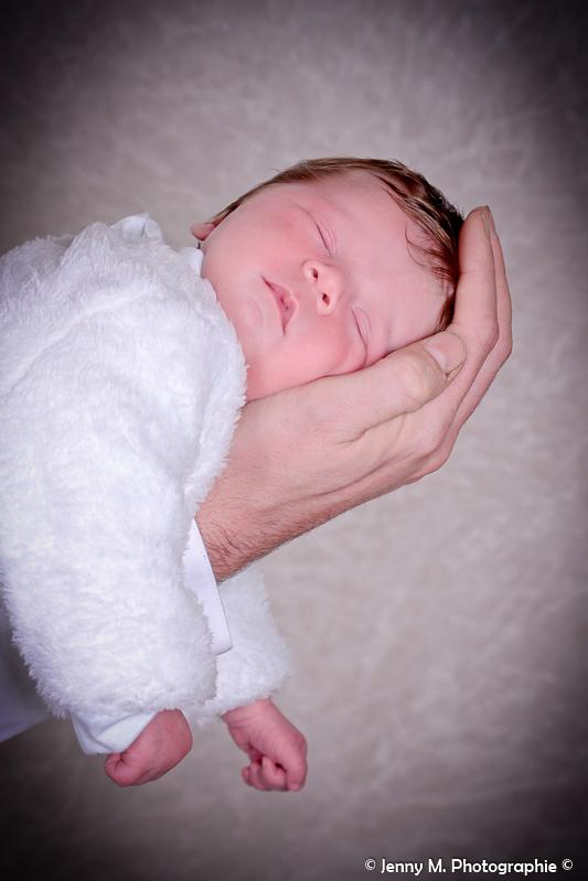 portrait bébé studio séance photos