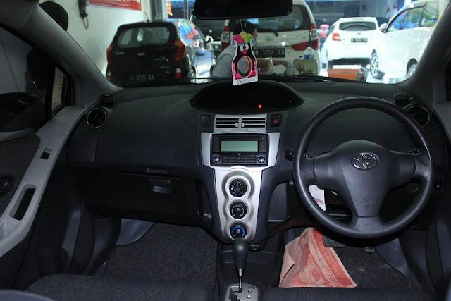 Toyota Yaris tahun 2006  bekas