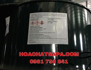 Ngọc Yến SAPA|Dung môi acetone