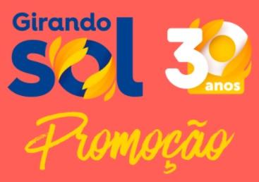 Girando Sol 30 Anos Promoção 2021