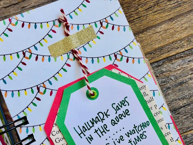 #30lists #30 Days of Lists #junk journal #mini book #handmade journal #journal #scrapbook