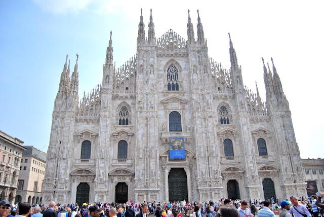 Visita guiada na Catedral de Milão