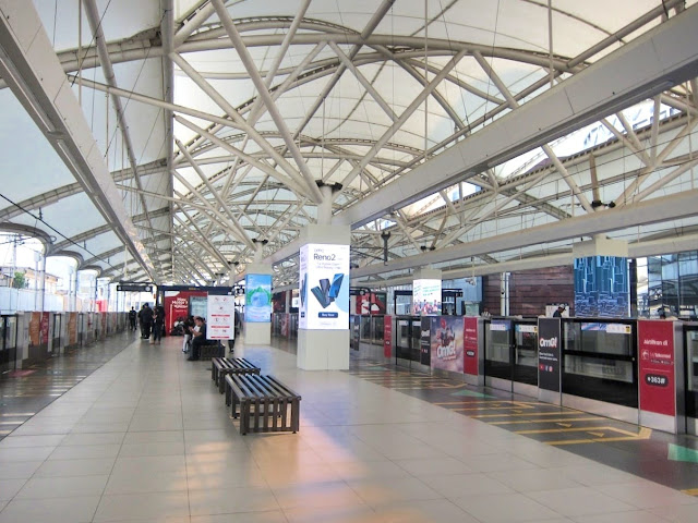 stasiun MRT Blok M