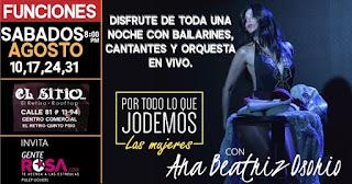 Por todo lo que jodemos las mujeres EL SITIO Bogota 2019