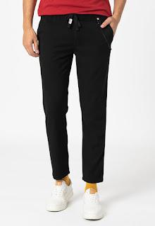Tommy Jeans - Мъжки Панталон с рамия
