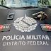 Polícia Militar apreende arma de fogo na Samambaia